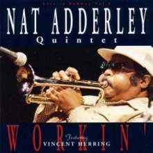 Nat Adderley  (1931-2000): Workin', CD