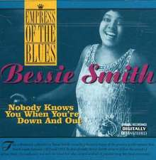 Bessie Smith: Nobody Knows You When Y, CD