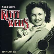 Kitty Wells: Makin' Believe, CD