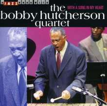 Bobby Hutcherson  (geb. 1941): With A Song In My Heart, CD