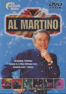 Al Martino: An Evening With Al Martino, DVD