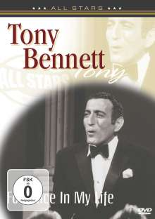 Tony Bennett  (geb. 1926): For Once In My Life - In Concert, DVD