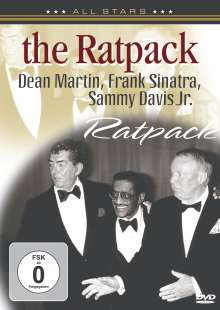 Rat Pack  (Sinatra / Martin / Davis Jr.): The Rat Pack In Concert, DVD