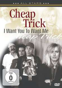 cheap trick i want you to want me in concert dvd. Black Bedroom Furniture Sets. Home Design Ideas