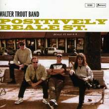 Walter Trout: Positively Beale Street, CD
