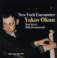 Yakov Okun Trio: New York Encounter, CD