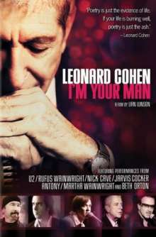 Leonard Cohen: I'm Your Man (Documentary), DVD