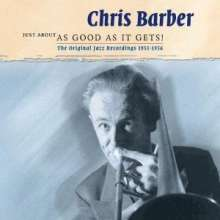 Chris Barber  (geb. 1930): Just About As Good As It Gets - The Original Jazz Recordings, 2 CDs