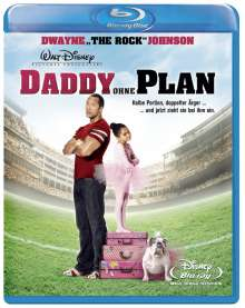 Daddy ohne Plan (Blu-ray), Blu-ray Disc