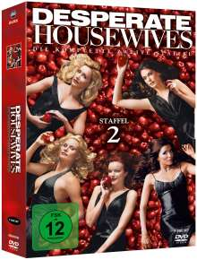 Desperate Housewives Season 2, 7 DVDs