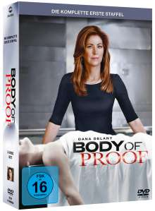 Body of Proof Season 1, 3 DVDs