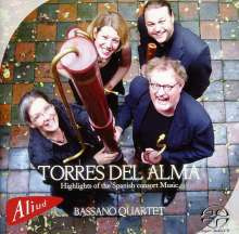 Torres Del Alma - Highlights of the Spanish Consort Music, SACD