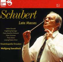 Franz Schubert (1797-1828): Messen D.678 & D.950, 2 CDs
