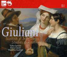 Mauro Giuliani (1781-1829): Gitarrenwerke, 3 CDs