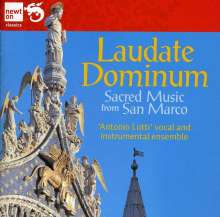 Laudate Dominum - Sacred Music from San Marco, CD