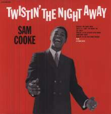 Sam Cooke: Twistin' The Night Away (remastered) (180g), LP