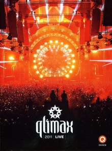 Qlimax 2011 Live (Blu-ray + DVD + CD), Blu-ray Disc
