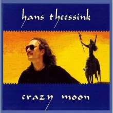 Hans Theessink: Crazy Moon, CD