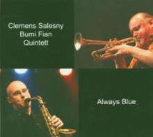 Clemens Salesny & Bumi Fian: Always Blue, CD