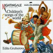 E.Gruberova-Children's Songs of the World, CD