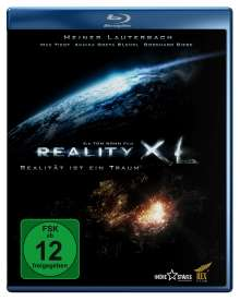 Reality XL (Blu-ray), Blu-ray Disc