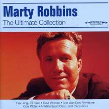 Marty Robbins: Ultimate Collection,The, 2 CDs