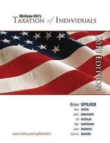 Taxation of Individuals, Buch