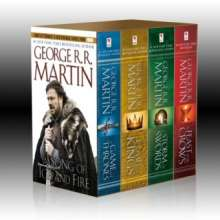 George R. R. Martin: Game of Thrones 4-Copy Boxed Set, Buch
