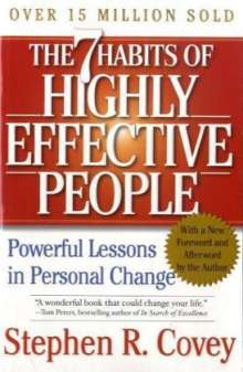 Stephen R. Covey: The 7 Habits of Highly Effective People, Buch