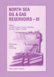 North Sea Oil and Gas Reservoirs - III, Buch