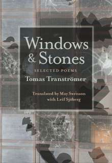 Tomas Transtromer: Windows and Stones: Selected Poems, Buch