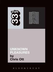 Chris Ott: Joy Division's Unknown Pleasures, Buch