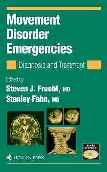 Frucht: Movement Disorder Emergencies: Diagnosis and Treatment, Buch