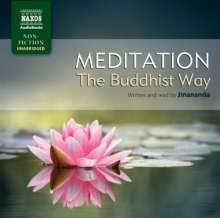 Jinananda: Meditation, 4 CDs