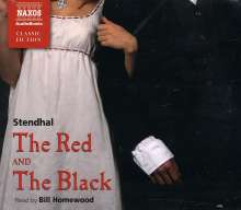 Red & Black (abridged), CD