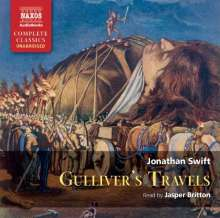 Swift: Gulliver's Travel, CD