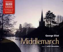 George Eliot: Middlemarch, 28 CDs