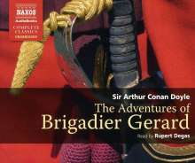 Arthur C. Doyle: The Adventures of Brigadier Gerard, 6 CDs