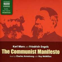 Karl Marx: The Communist Manifesto, 2 CDs