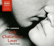 David H. Lawrence: Lady Chatterley's Lover, 4 CDs