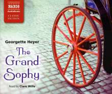 Georgette Heyer: Grand Sophy D, 4 CDs