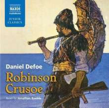 Robinson Crusoe: Retold for Yo, 2 CDs