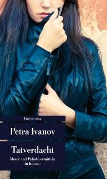 Petra Ivanov: Tatverdacht, Buch