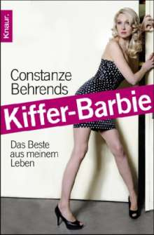 Constanze Behrends: Kiffer-Barbie, Buch