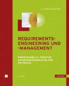 Chris Rupp: Requirements-Engineering und -Management, Buch