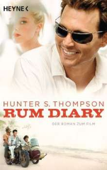 Hunter S. Thompson: Rum Diary, Buch