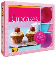 Christina Richon: Cupcakes-Set, Buch