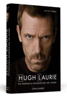 Anthony Bunko: Hugh Laurie, Buch