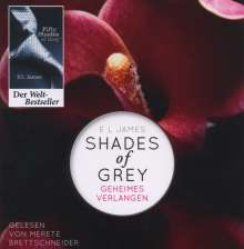 E L James: Shades of Grey 01. Geheimes Verlangen (MP3), 2 MP3-CDs