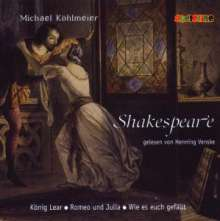 Michael Köhlmeier: Shakespeare, 2 CDs
